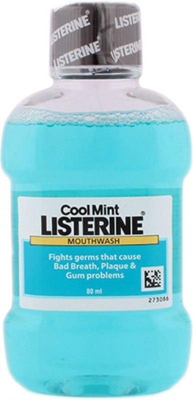 Listerine Mouthwash - Coolmint(80 ml)