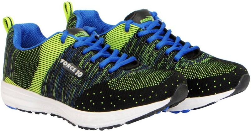 Force 10 By Liberty Running Shoes(Green)