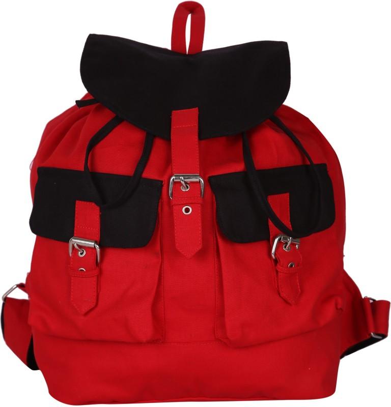 Vivinkaa VBLKRED 2 L Backpack(Red)