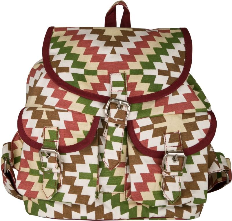 Vivinkaa VMLTMAROON 2 L Backpack(Maroon)