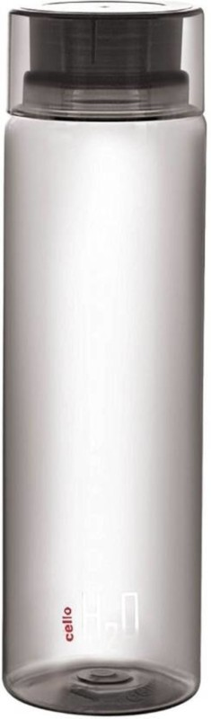 Cello h2o 1000 ml Bottle(Pack of 1, Grey)