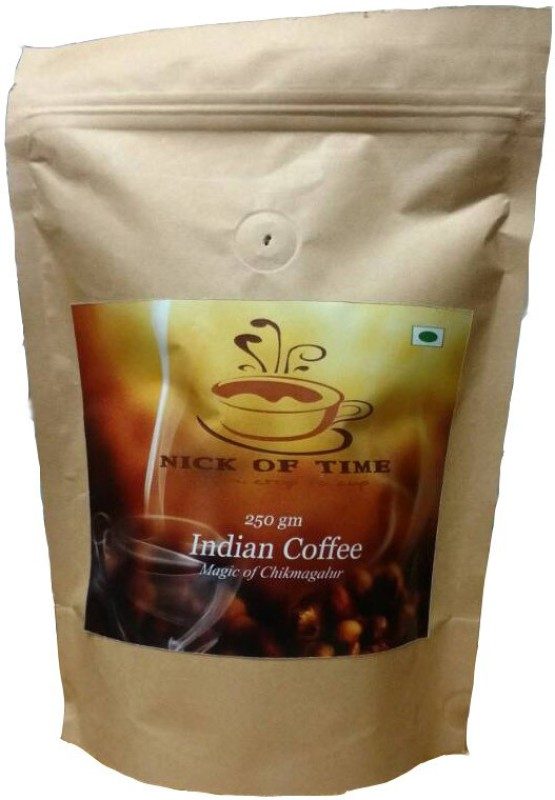 Nick of Time Premium Arabica from CHIKMAGLUR Filter Coffee(250 g)