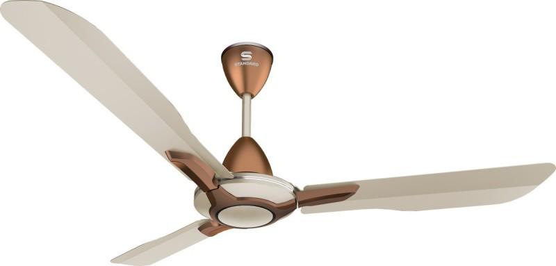 Standard Aspire 3 Blade Ceiling Fan(Mist sparkle brown)