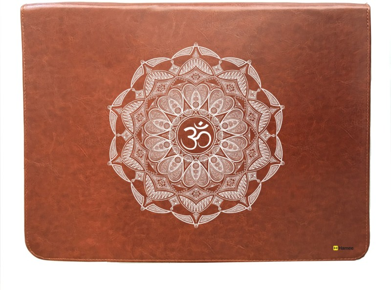 Hamee 13 inch Expandable Sleeve/Slip Case(Brown)