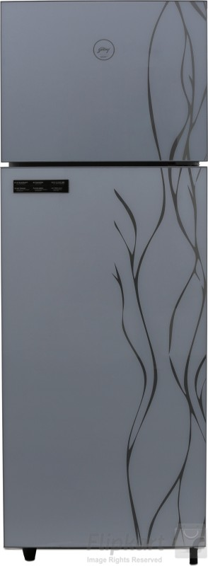 Godrej 343 L Frost Free Double Door Refrigerator(Mercury, RT EON...