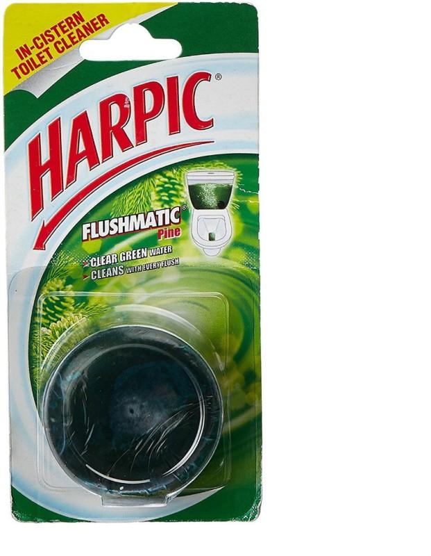 Harpic Flushmatic Pines Rim Block(50 g)