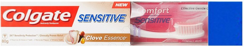 Colgate Sensitive Clove Essence Toothpaste(80 g)