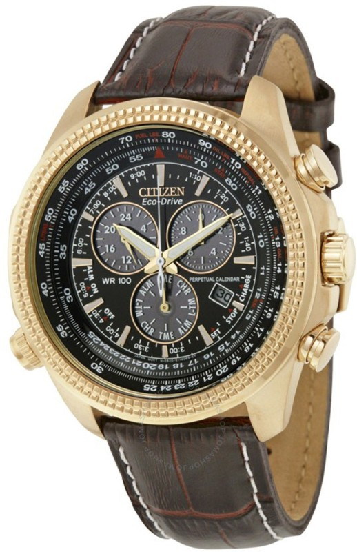 Citizen BL5403-03X Eco-Drive Analog Watch - For Men