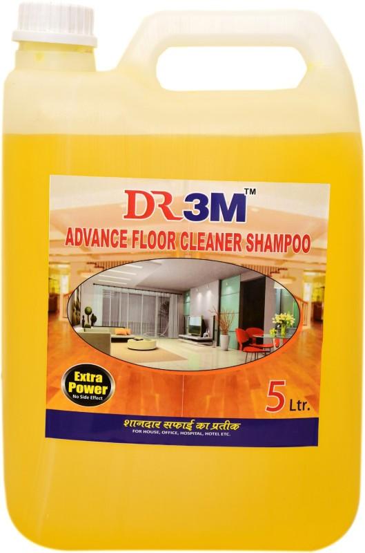 DR3M ADVANCE SHAMPOO FLOOR CLEANER 5ltr. LEMON FRESH Floor Cleaner(5 L)
