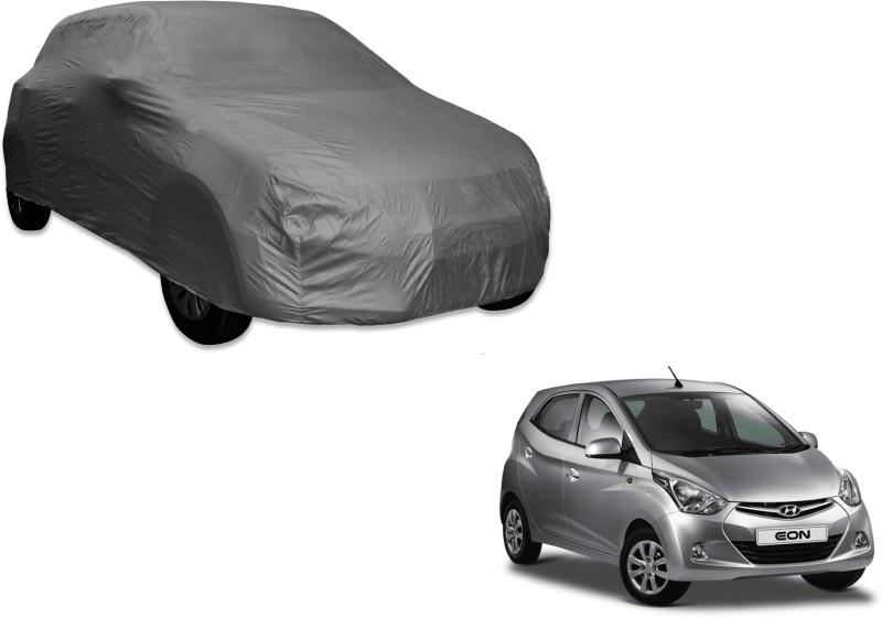 Flipkart SmartBuy Car Cover For Hyundai Eon (Without Mirror Pockets)(Grey)