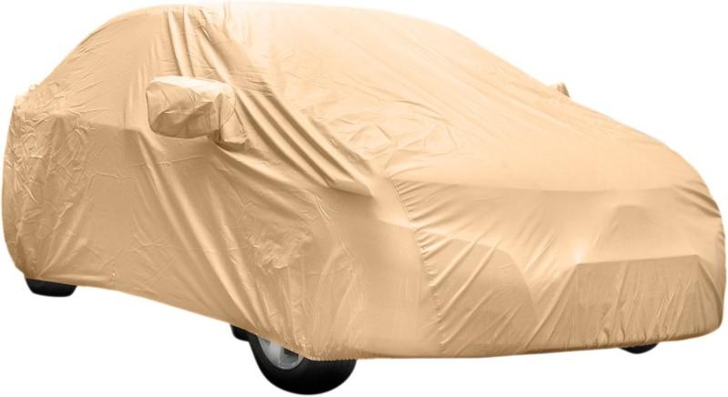 NURIDE Car Cover For Maruti Suzuki Swift Dzire (With Mirror Pockets)(Beige)
