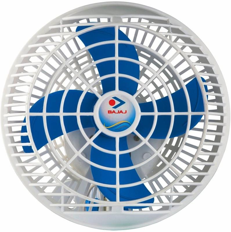 Bajaj ULTIMA PW01 3 Blade Wall Fan(Peppy Red)