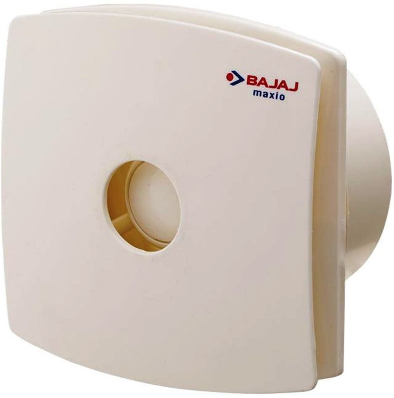 Bajaj MAXIO 150 MM BIANCO DOM 3 Blade Exhaust Fan(Peppy Red)