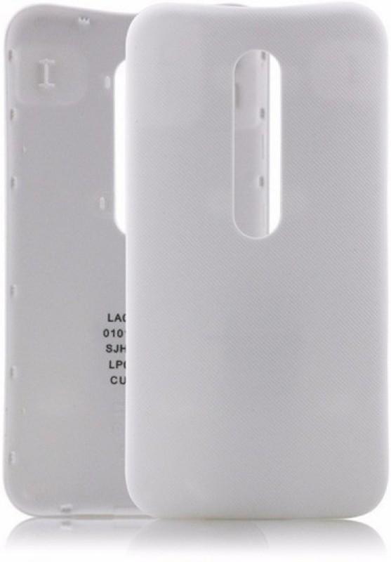 Case Creation Motorola Moto G3,3rd Generation,Moto G (3rd Generation) Back Panel(White)