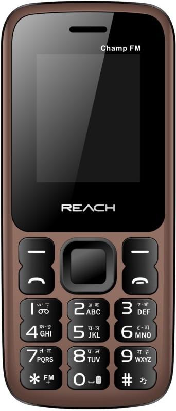 Reach Champ FM(Coffee)