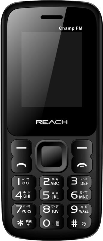 Reach Champ FM(Black)