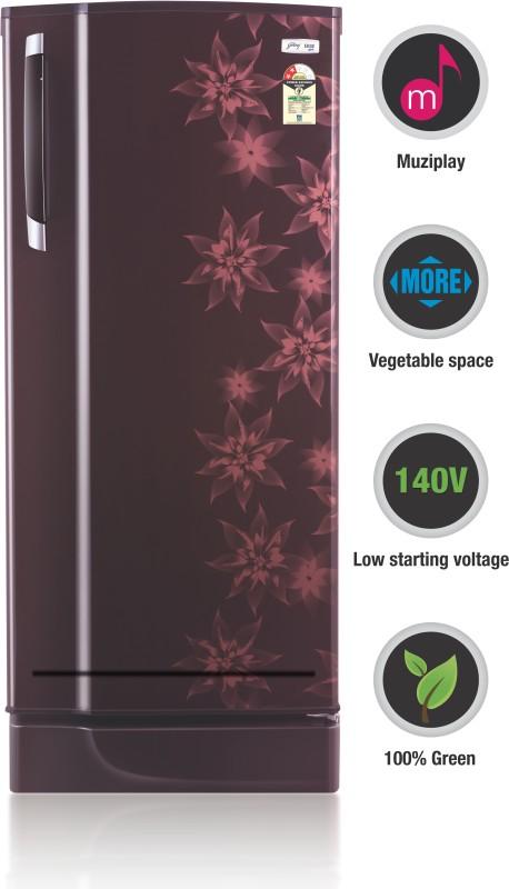 Deals | Godrej 185 L Direct Cool Single Door Refrigerator