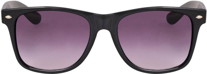 Eyevy Wayfarer Sunglasses(Black) image