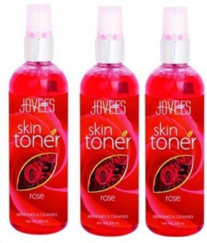 Jovees Rose skin toner(600)