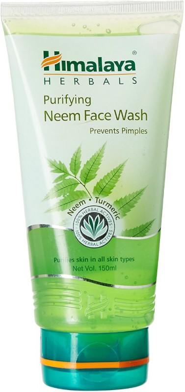 Himalaya Purifying Neem Face Wash(150 ml)