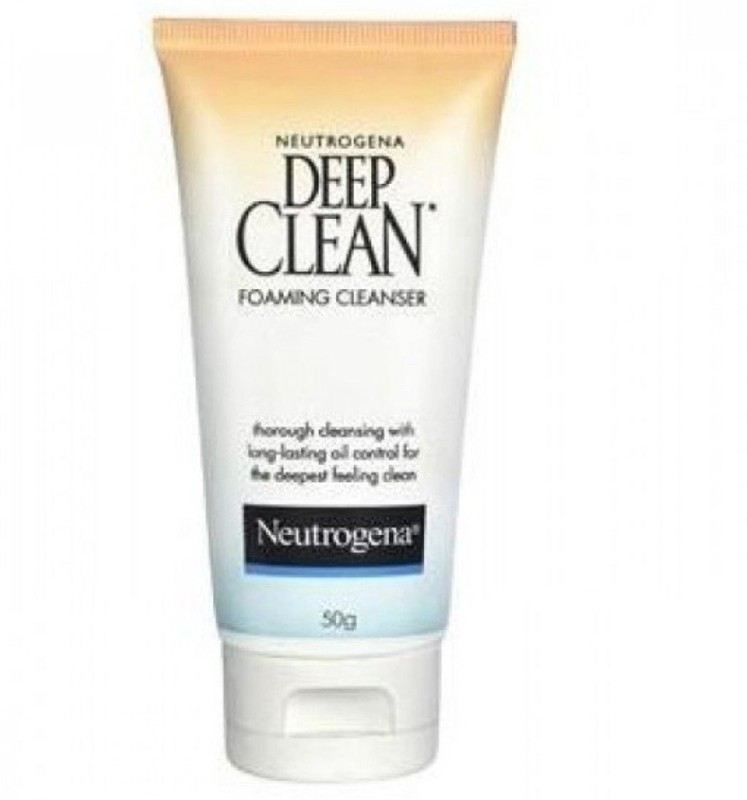 Neutrogena Deep Clean Foaming Cleanser Face Wash(50 g)