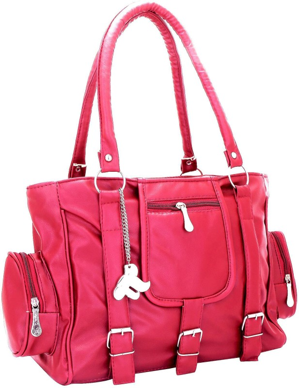 Lady bar Women Pink Shoulder Bag