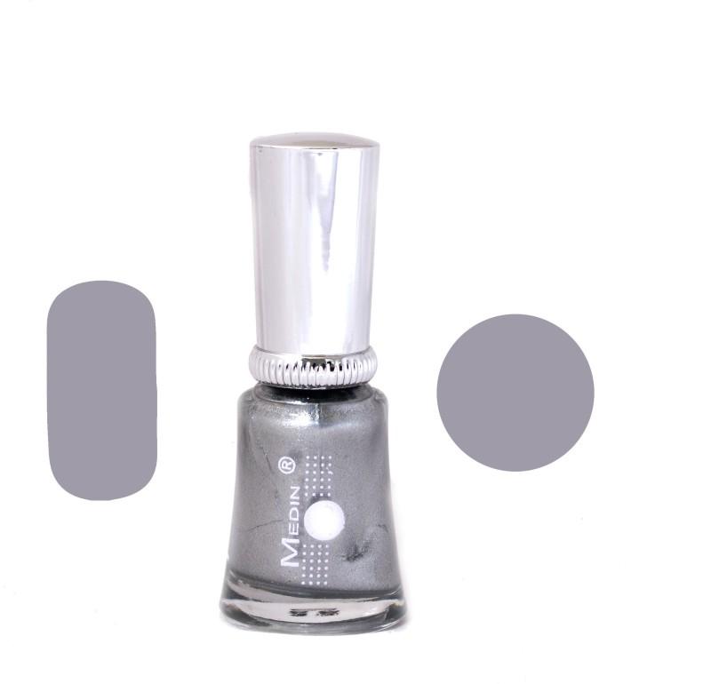 Medin Medin_Nail_Polish_Silver White
