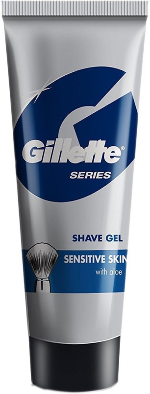 Gillette Sensitive Skin with Aloe(60 g)