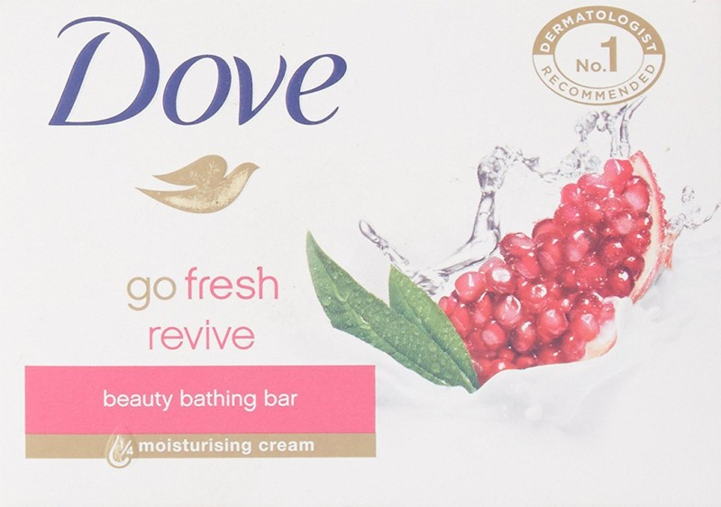 Dove Go Fresh Revive Beauty Bathing Bar(75 g)
