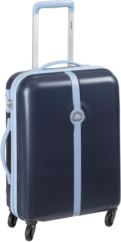 Delsey Clava Cabin Luggage - 45 inch(Blue)