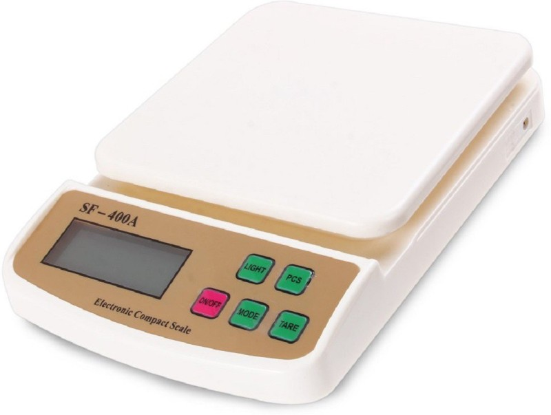 Connectwide SF 400 A Scale Weighing Scale(White)