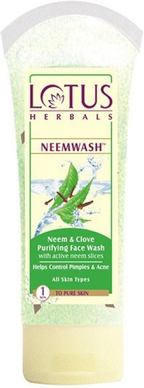 Lotus Herbals Neemwash Face Wash(120 g)