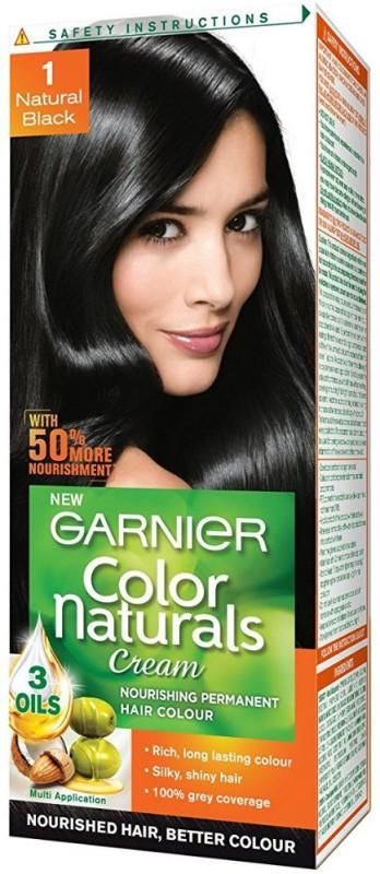Garnier Color Naturals Hair Color(Black 1)