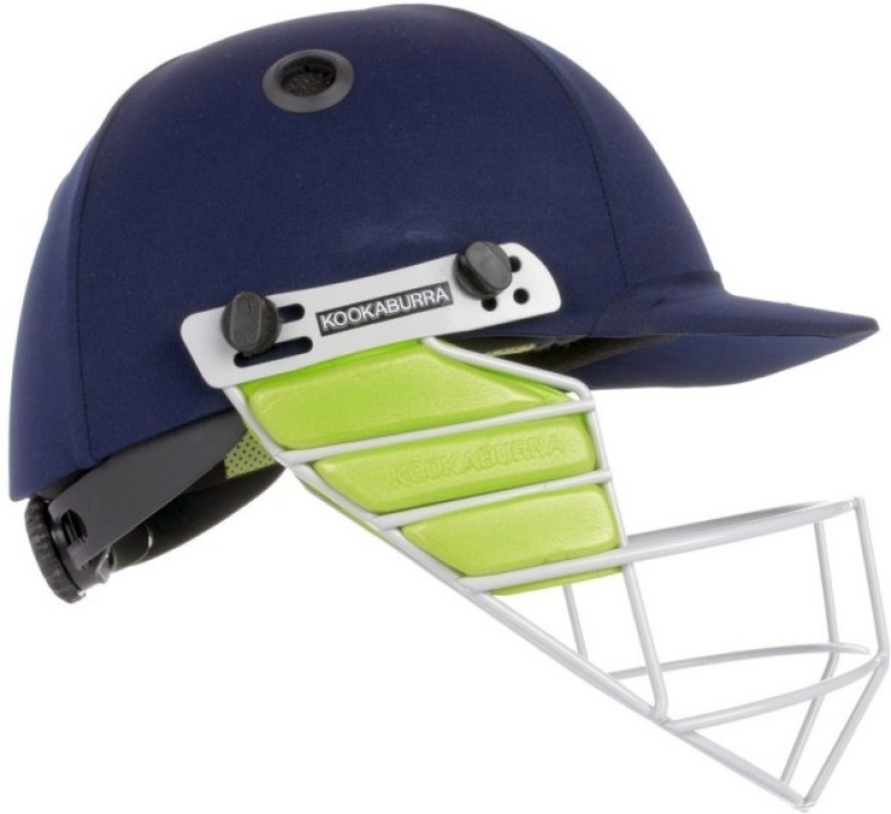 KOOKABURRA PRO 750 ( MEDIUM ) Cricket Helmet(Multicolor)