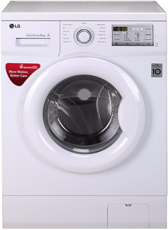 LG FH0H3NDNL02 6KG Fully Automatic Front Load Washing Machine