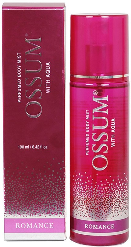 Ossum Romance Body Mist - For Men & Women(190 ml)