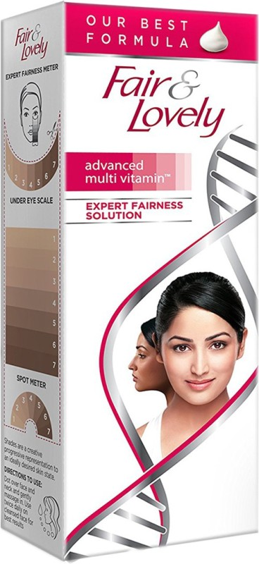 Fair And Lovely Advanced Multi Vitamin Fairness Cream Face Cream(50 g)