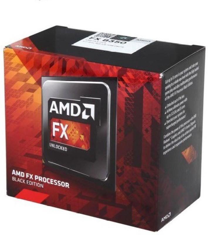AMD 4 GHz AM3+ FX 8350 Processor(Grey)