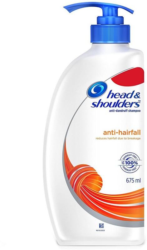 Head & Shoulders Anti-Hairfall Shampoo(675 ml)