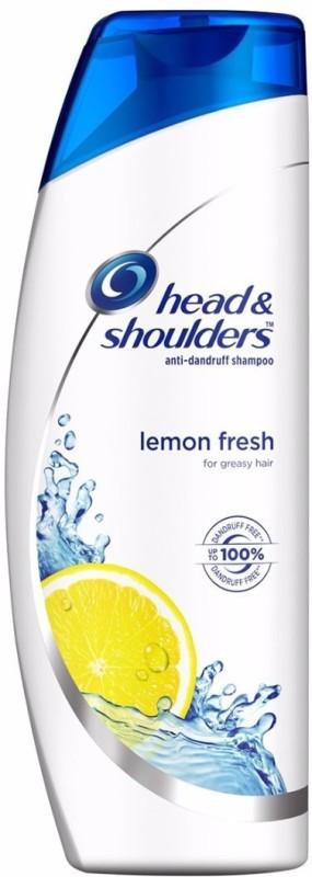 Head & Shoulders Lemon Fresh Shampoo(180 ml)