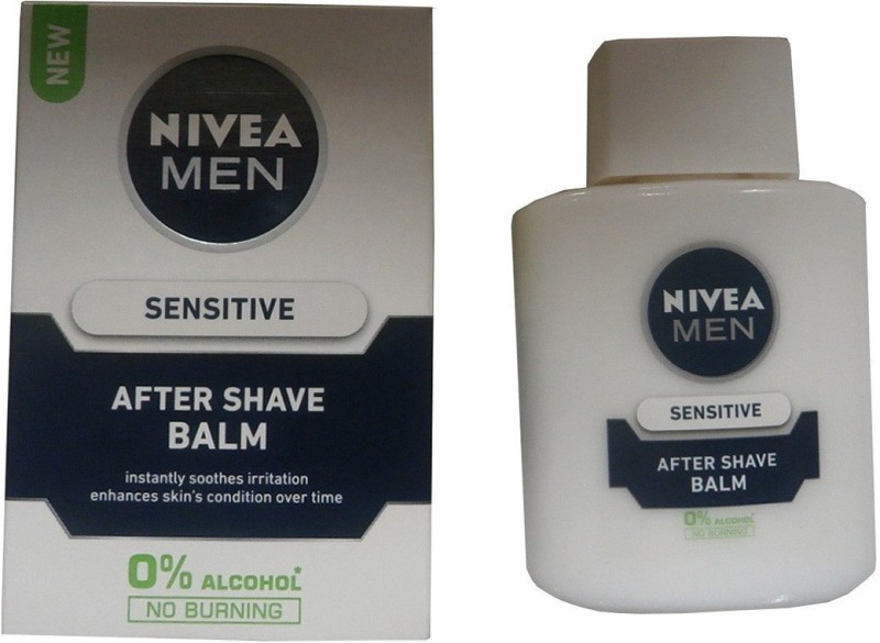 Nivea Sensitive Aftershave Balm(100 ml)
