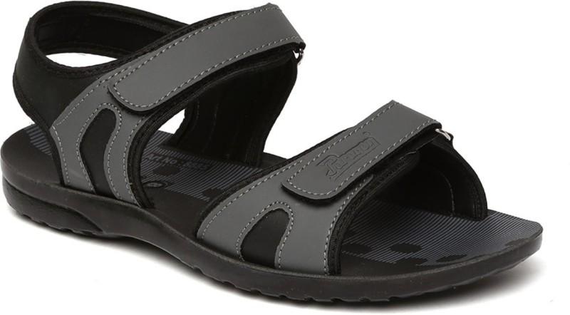 Paragon Men Grey Sandals