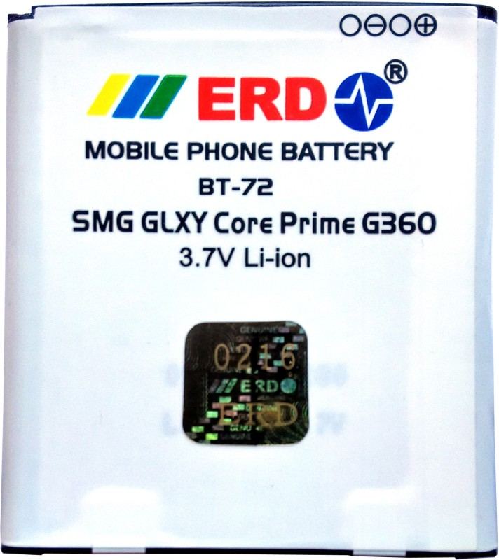 ERD Mobile Battery For Samsung Galaxy Core Prime SM-G360