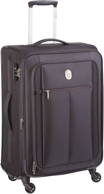Delsey Pin Up 5 Check-in Luggage - 62 inch(Black)