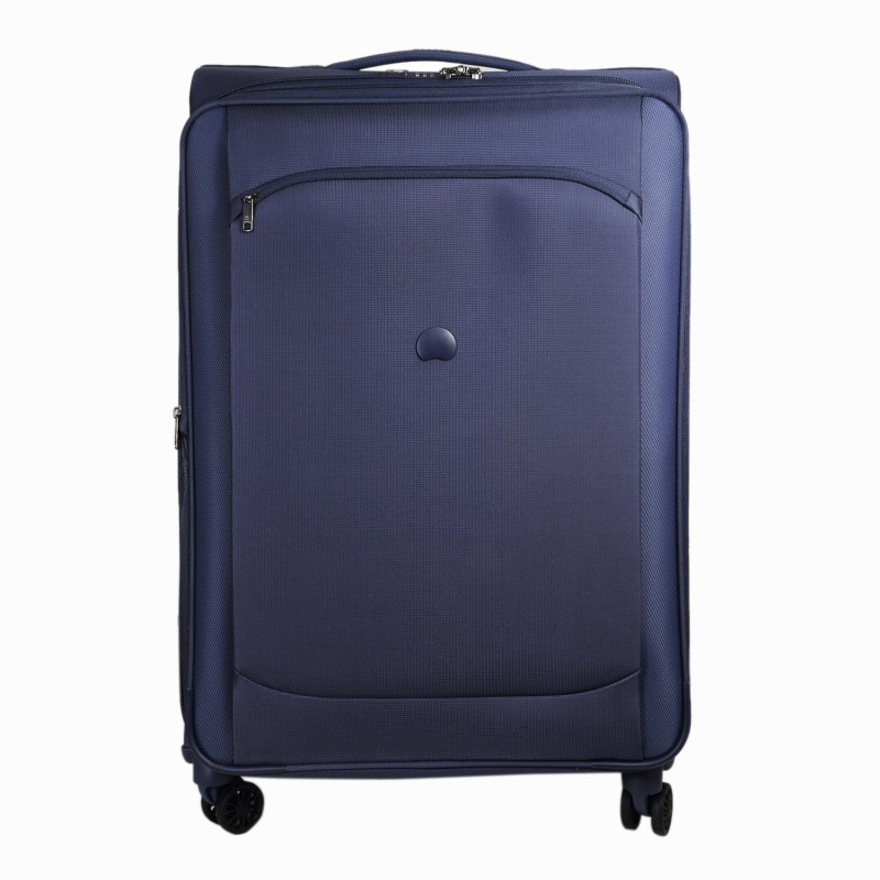 Delsey Montmartre Air Check-in Luggage - 23 inch(Blue)