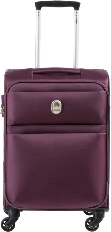 Delsey Joras Check-in Luggage - 62 inch(Purple)