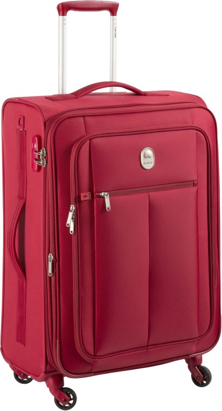 Delsey Pin Up 5 Cabin Luggage - 45 inch(Red)