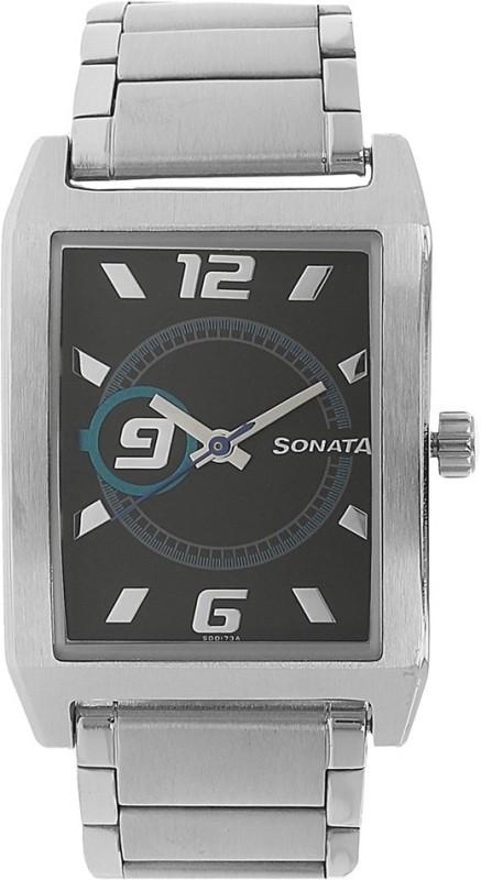 Sonata NH7999SM01AC Watch - For Men