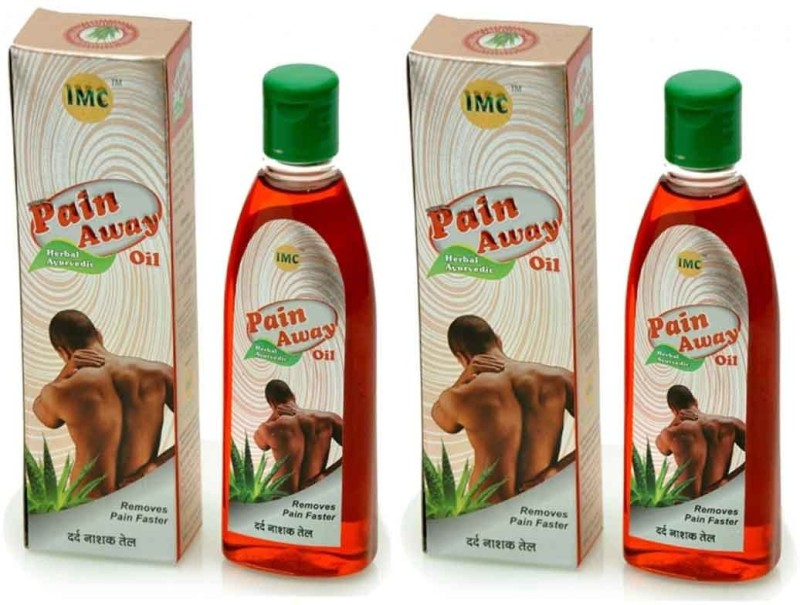 IMC Pain Away Body Pain Relief Oil(200 ml)