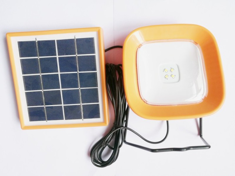 Sunflare SF-8 Solar Lights(Yellow, Red)